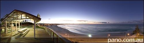 Gold Coast, Kirra Point