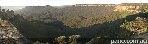 Blue Mountains, Jamison Valley