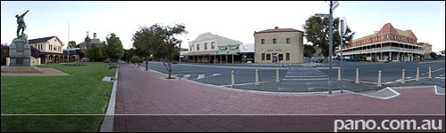 Broken Hill, Town Landmarks
