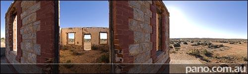 Broken Hill, Silverton Ruins