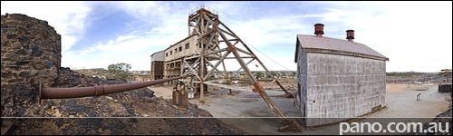 Broken Hill, All That's Left