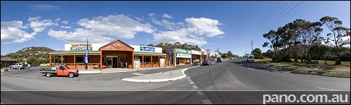 Bicheno, Town