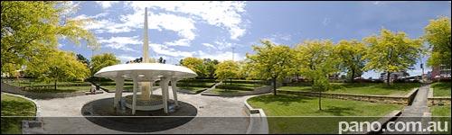 Hobart, Worlds Prettiest Roundabout