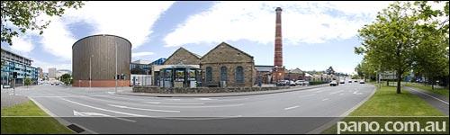 Hobart, Gas Works