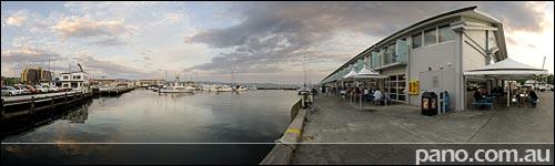 Hobart, Elizabeth St Pier