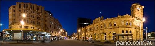Hobart, Bus Mall