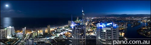 Gold Coast, Surfers Penthouse
